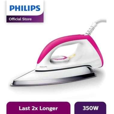 harga SETRIKA PHILIPS HD-1173/HAND IRON CLASSIC PHILIPS HD 1173 pink Blibli.com