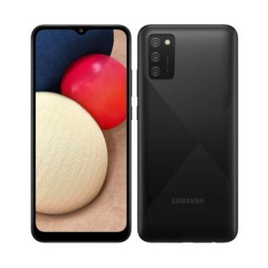 Samsung Galaxy A02s Smartphone [4GB/ 64GB] BLACK