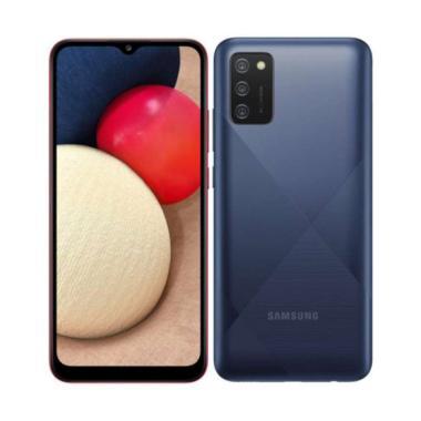 Samsung Galaxy A02s Smartphone [4GB/ 64GB] BLUE