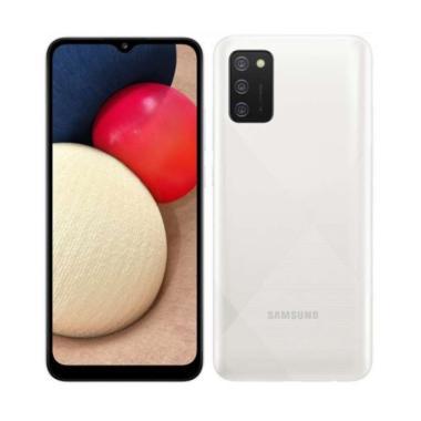 Samsung Galaxy A02s Smartphone [4GB/ 64GB] WHITE