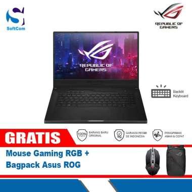 harga Asus ROG Zephyrus G15 GA502IU-R966B8T Laptop Gaming [AMD Ryzen9-4900HS/8GB/1TB SSD/VGA 6GB/15.6