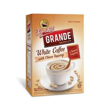 harga Kapal Api Grande White Coffee 5X20G Blibli.com