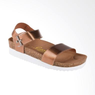 Carvil SHALLY-05L Sandal Wanita- Brown