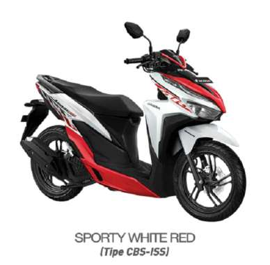 harga SEPEDA MOTOR HONDA VARIO 150 HWD SPORTY WHITE RED Bali Blibli.com