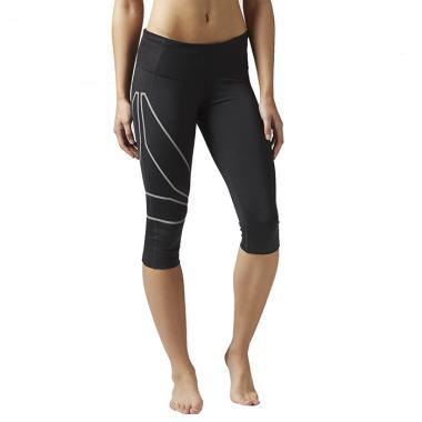 Reebok BJ9874 Capri One Series Running Celana Olahraga Wanita