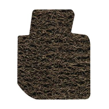 Comfort Karpet Mobil for Honda Jazz - Brown [Bagasi]
