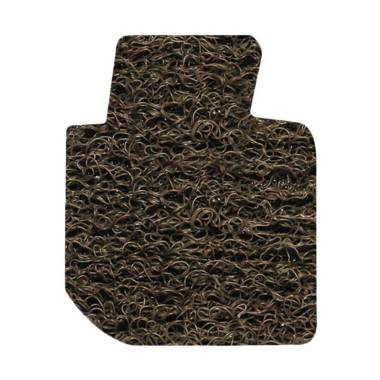 Comfort Karpet Mobil For Honda Hrv 2015 - Brown [Kabin]