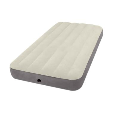 Intex 64707 Twin Deluxe Single High Airbed Kasur Angin