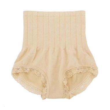 HBS Munafie Slim Pants Celana Pelangsing - Cream