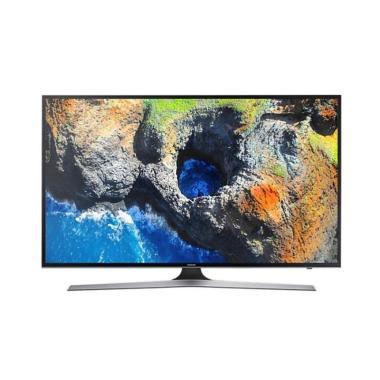 Samsung UA43MU6100 Certified UHD 4K Smart LED TV [43 Inch]