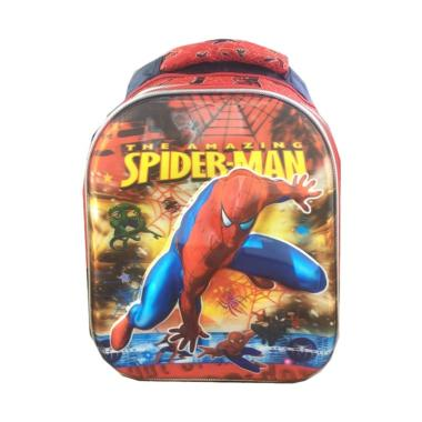Bravery 5 Dimensi Avenger Spiderman ... l Anak TK Import Full Set