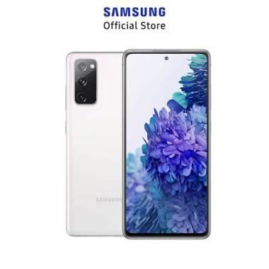 harga Samsung Galaxy S20 FE Smartphone [256GB/ 8GB] Cloud White Blibli.com