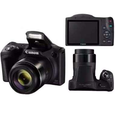 harga Readystok Canon Power Shot Sx430 Is Digital Kamera - Official Warranty Terlaris Blibli.com