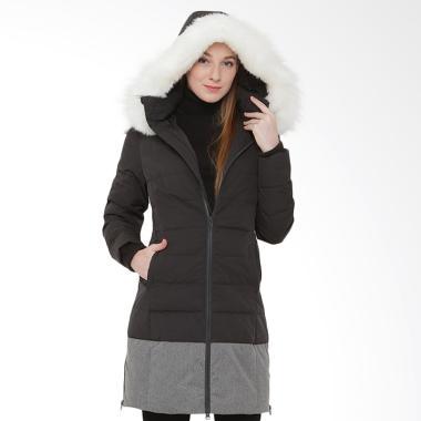 COLDWEAR 16078 Ladies Winter Down Jacket - Black