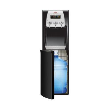Sanken Hwd-C505 Bottom Loading Standing Dispenser - Black