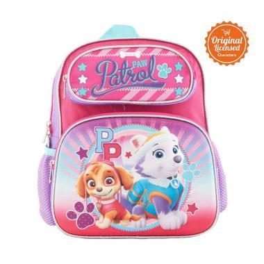 Nickelodeon Paw Patrol Girls Team Backpack Tas Sekolah Anak [12 Inch]