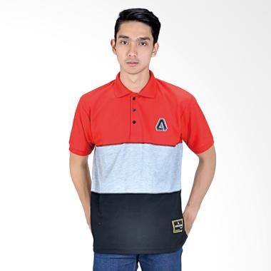 Azzura  Kaos Polo Shirt Atasan Pria 330-45