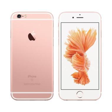 Apple iPhone 6s 64 GB Smartphone - Rose Gold [Refurbish]