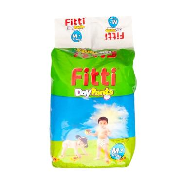 Fitti Day Pants Popok Bayi [Size M/8 pcs]