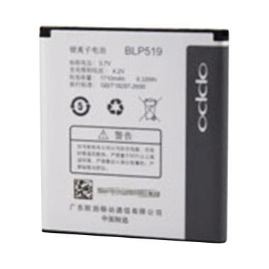 Oppo BLP519 Original Baterai For Oppo U701/R817/R813/R8113 [2000mAh]