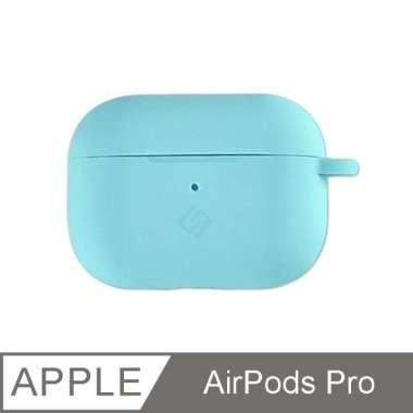harga (KSTDESIGN)Castell Liquid Glue Series AirPods Pro Silicone Headphone Case-Sky Blue Blibli.com