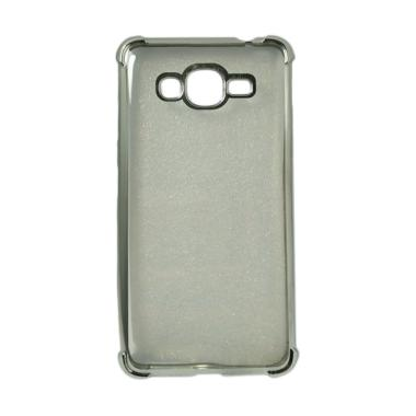 Case88 Anti Crack List Chrome Casing For Samsung Galaxy J2 Prime Or G532
