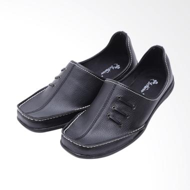 Dr.Kevin Loafers and Moccasins Leather  Sepatu Pria - Hitam 13184