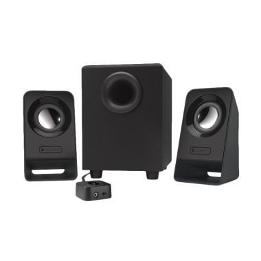 Logitech Z213 Multimedia Speaker komputer - Hitam