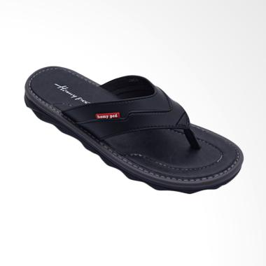 Homyped Sandal Pria Civic 01 - Black