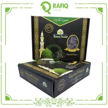 harga Kurma Ajwa 1kg Natural Produk Kurma Nabi Asli Madinah [1 kg] Blibli.com