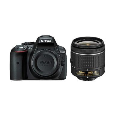 NIKON D5300 KIT AF-P 18-55MM VR RES ...  Filter UV + Screen Guard