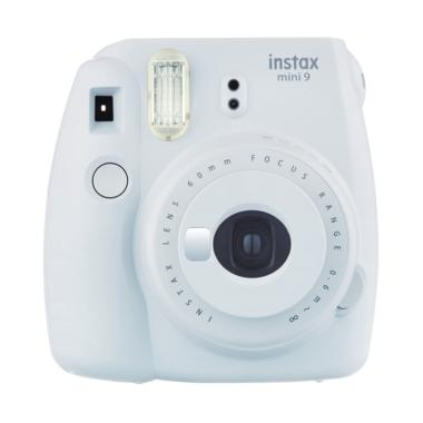 Fujifilm Instax Mini 9 Kamera Pocket - White