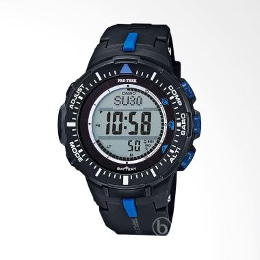 CASIO Protrek Triple Sensor Tough S ... ria - Black PRG-300-1A2DR