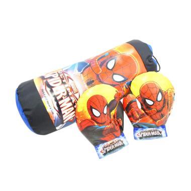 TSH Super Hero Samsak dan Set Sarung Tinju Anak - Multicolor