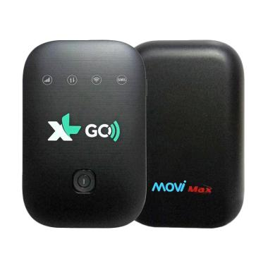 MoviMax MV003 XL Go MiFi Modem - Black