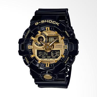 CASIO G-Shock Standard Analog Digital Jam Tangan Pria GA-710GB-1ADR