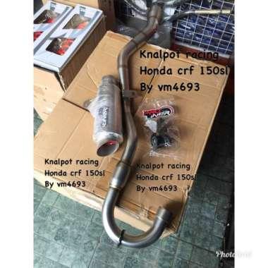 harga Knalpot Honda Crf 150l Original Proliner Tr1 Blibli.com