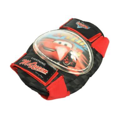 Disney Set Protektor Skateboard - Merah
