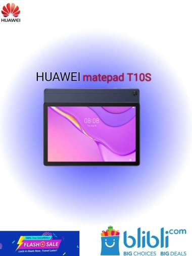 TABLET HUAWEI MATEPAD T10S 3/64GB ( BLUE) sly blue
