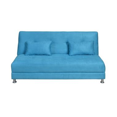 Olc Copenhagen Sofa Bed - Light Blue [Jabodetabek]