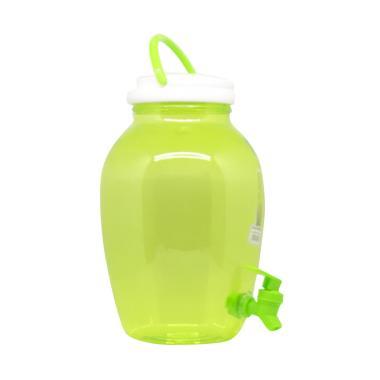 Amalinda Plastik Dispenser Air - Green [4.5 L]