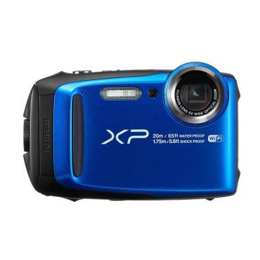 Fujifilm FinePix XP120 Camera Digital - Blue