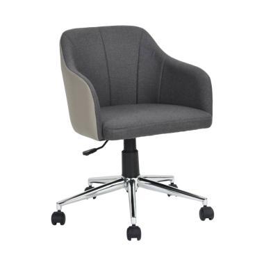 JYSK Tirau Office Chair - Grey [62 x 62 x 92 cm]