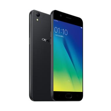 OPPO A37 Smartphone - Black Free Speaker Bluetooth