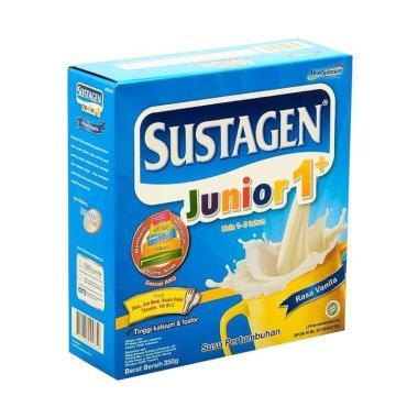 Sustagen Junior 1+ Vanila Susu Formula [350 gr]