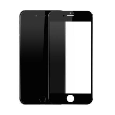 Tyrex 3D Full Cover Tempered Glass  ... for iPhone 7 Plus - Hitam