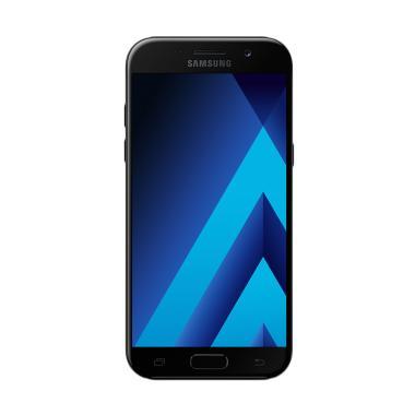 Samsung Galaxy A5 2017 SM-A520 Smartphone - Black [32GB/ 3GB]