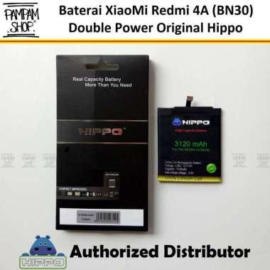 harga Baterai Hippo Double Power Original XiaoMi Redmi 4A BN30 Batre Batrai Dual Handphone Hipo BN 30 Ori Blibli.com