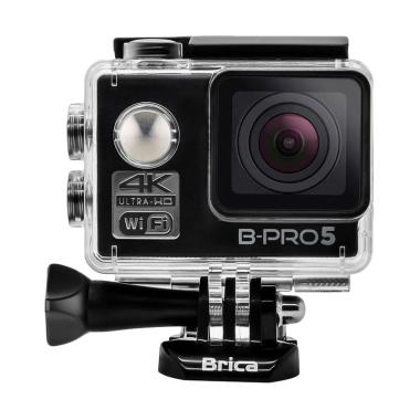 Brica B-PRO 5 Alpha Edition Mark II ... ket Action Camera - Hitam