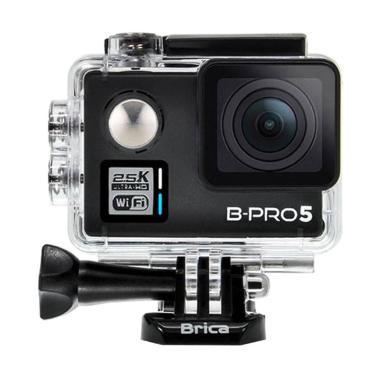 Brica B-PRO 5 Alpha Plus Version 2  ... upreme Action Cam - Hitam